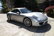 2015 Porsche 911 3890 miles